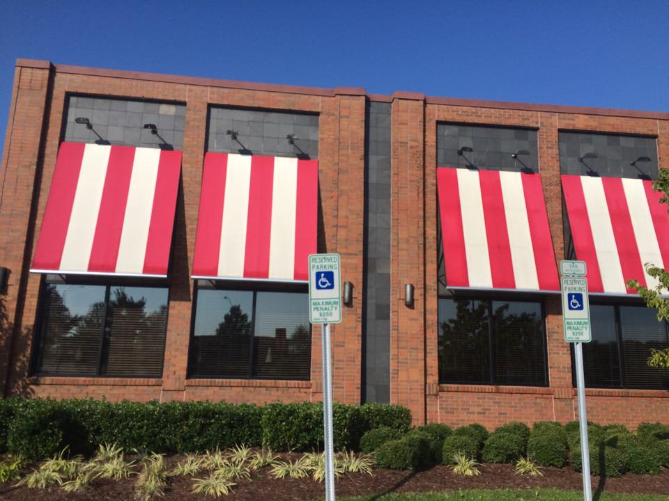 Raleigh Awning Cleaning | Pressure Washing Raleigh