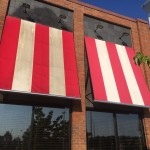 Awning Cleaning DURING Raleigh