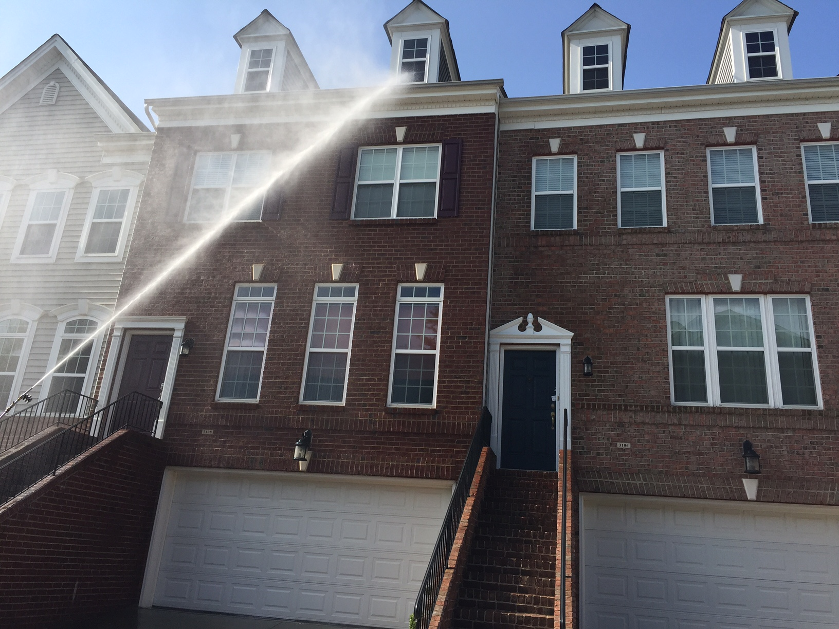 Pressure Washing Raleigh – Apartment Complex Pressure Washing