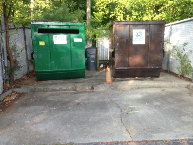 Commercial Concrete Cleaning Pressure Washing Raleigh