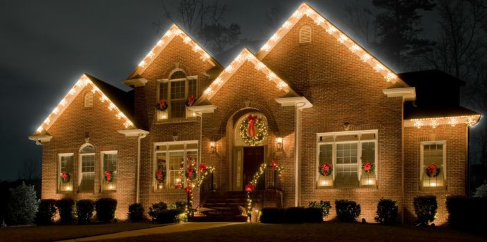Holiday Lighting Raleigh NC